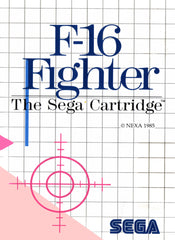 F-16 Fighter Box Art