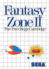 Fantasy Zone II Box Art