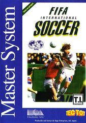 FIFA International Soccer Box Art