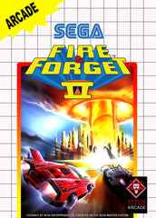 Fire & Forget II Box Art