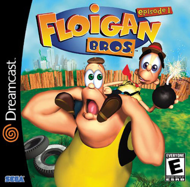 Floigan Bros.: Episode 1 Box Art