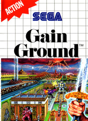 Gain Ground Box Art