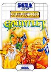Gauntlet Box Art