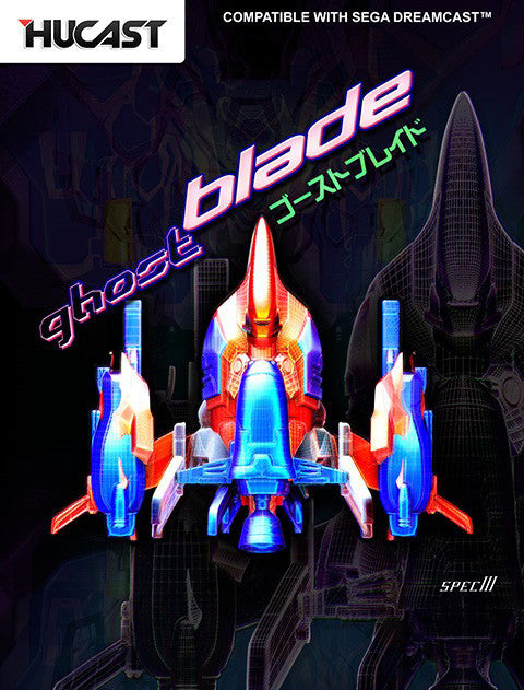Ghost Blade Box Art
