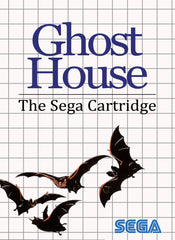 Ghost House Box Art