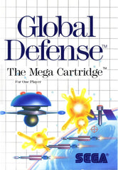Global Defense Box Art