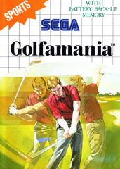 Golfamania Box Art