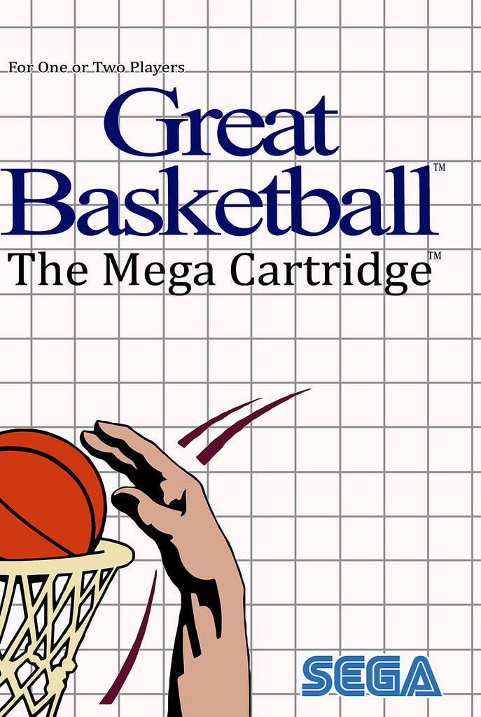 Great Basketball Box Art