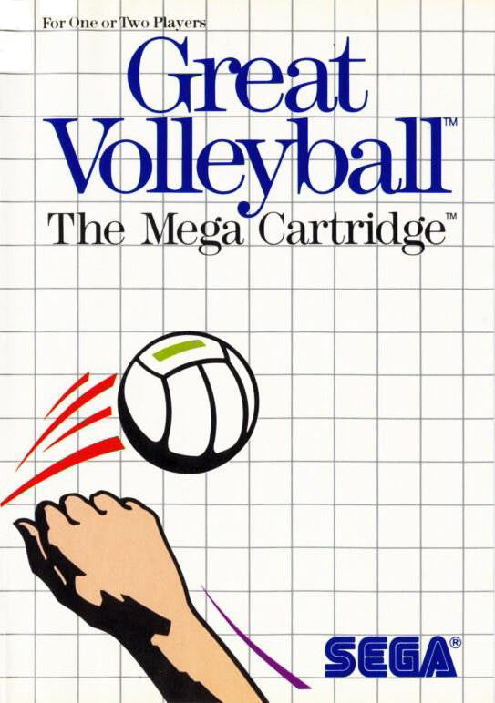 Great Volleyball Box Art