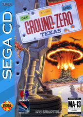 Ground Zero: Texas Box Art