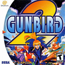 Gunbird 2 Box Art