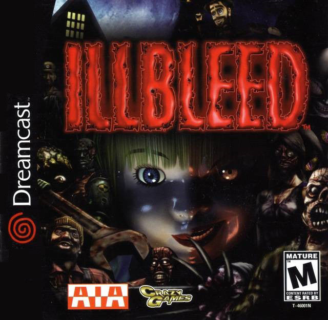 Illbleed Box Art