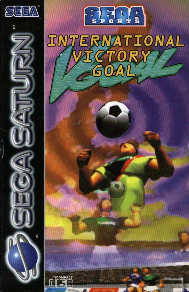 International Victory Goal Box Art