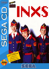 INXS: Make My Video Box Art