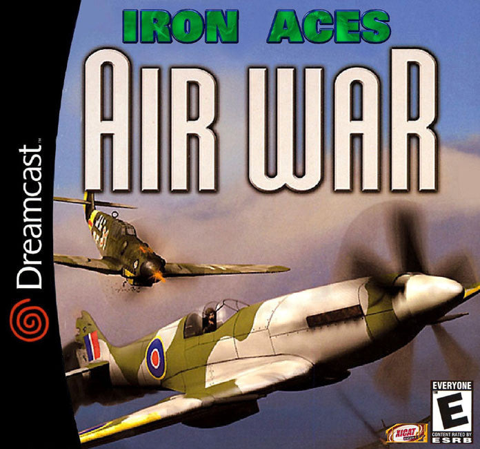 Iron Aces Box Art