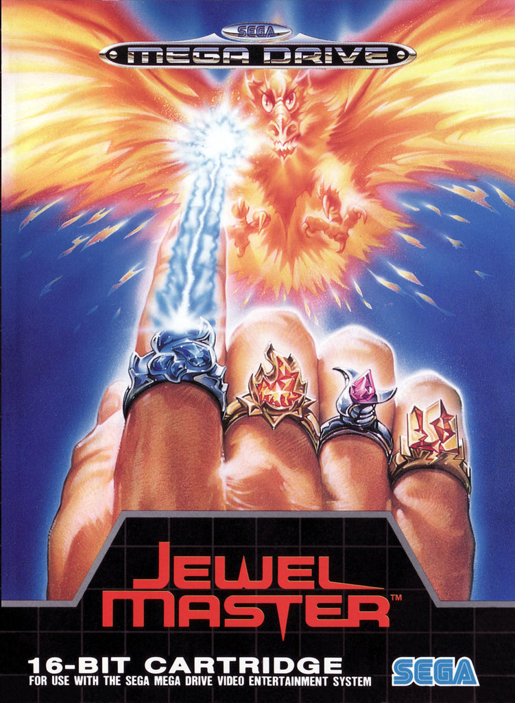 Jewel Master Box Art
