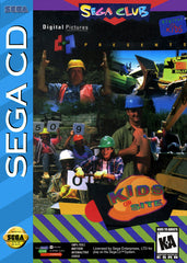 Kids on Site Box Art