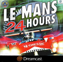 Le Mans 24 Hours Box Art