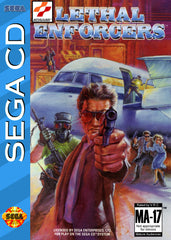 Lethal Enforcers Box Art