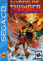 Lords of Thunder Box Art