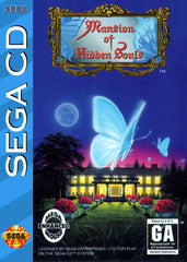 Mansion of Hidden Souls Box Art