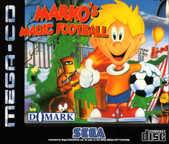 Marko's Magic Football Box Art