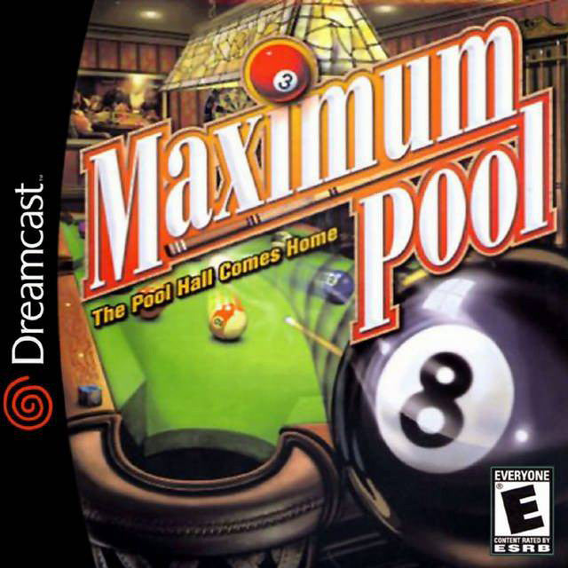 Maximum Pool Box Art