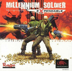 Millennium Soldier Expendable Box Art