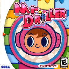 Mr. Driller Box Art