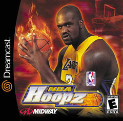 NBA Hoopz Box Art