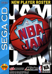 NBA Jam Box Art