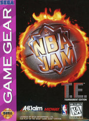NBA Jam Tournament Edition Box Art