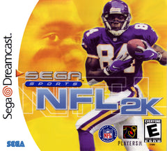 NFL 2K Box Art