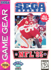 NFL '95 Box Art