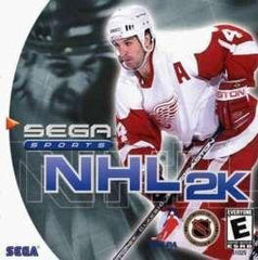 NHL 2K Box Art