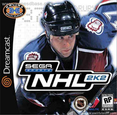 NHL 2K2 Box Art