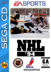 NHL '94 Box Art