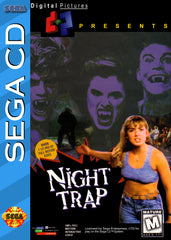 Night Trap Box Art