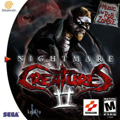 Nightmare Creatures II Box Art