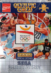 Olympic Gold Box Art