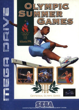 Olympic Summer Games Box Art