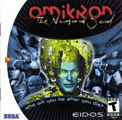 Omikron: The Nomad Soul Box Art