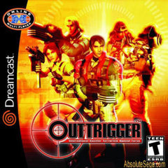 Outtrigger Box Art