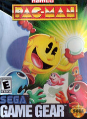 Pac-Man Box Art