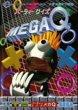 Party Quiz Mega Q Box Art