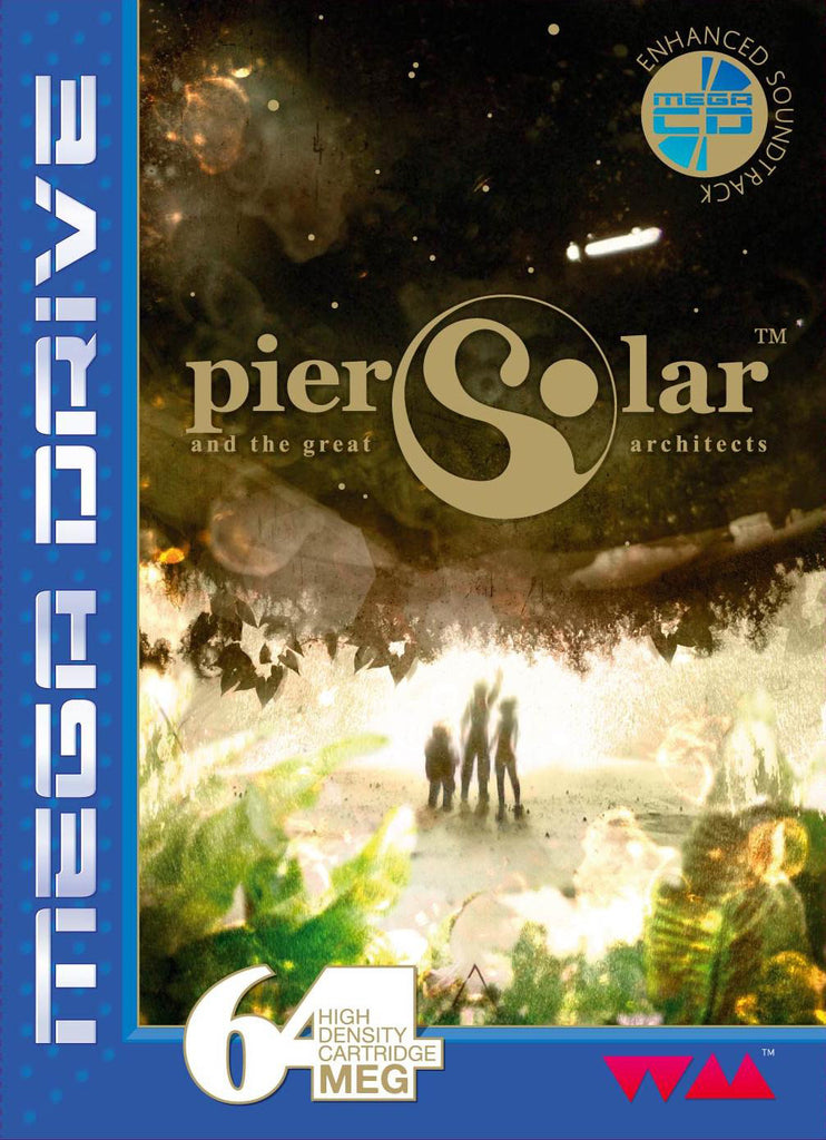 Pier Solar and the Great Architects Box Art