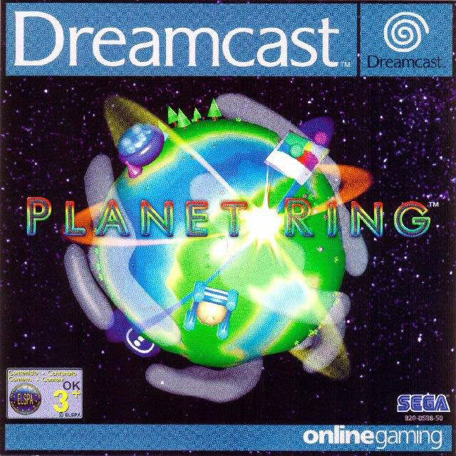 Planet Ring Box Art