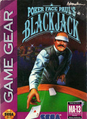 Poker Face Paul's Blackjack Box Art