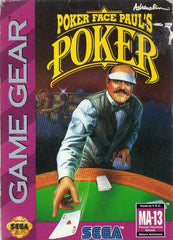 Poker Face Paul's Poker Box Art