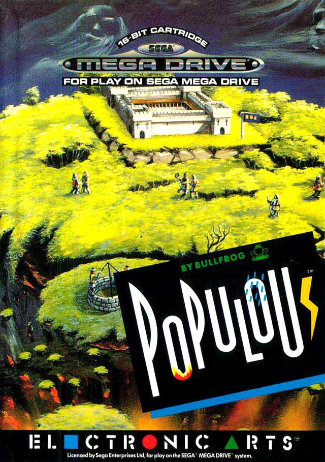 Populous Box Art
